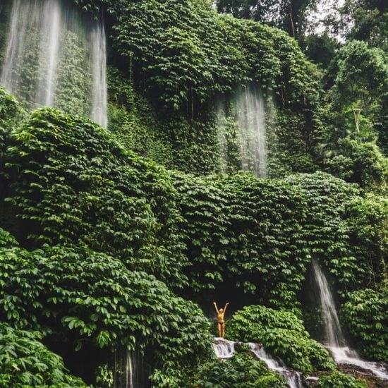 Lombok Waterfall Experience