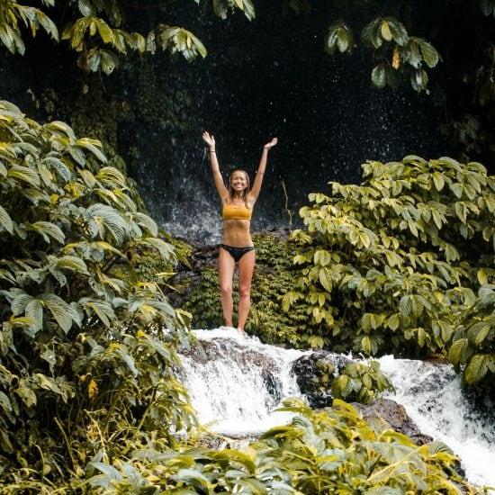 Lombok Waterfall Kelambu
