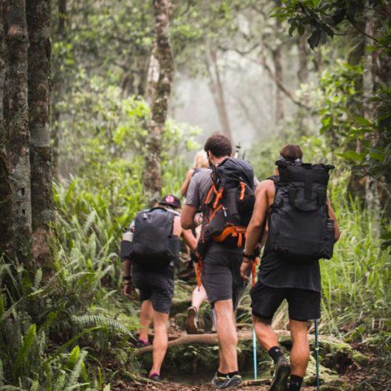 senaru trekking lombok