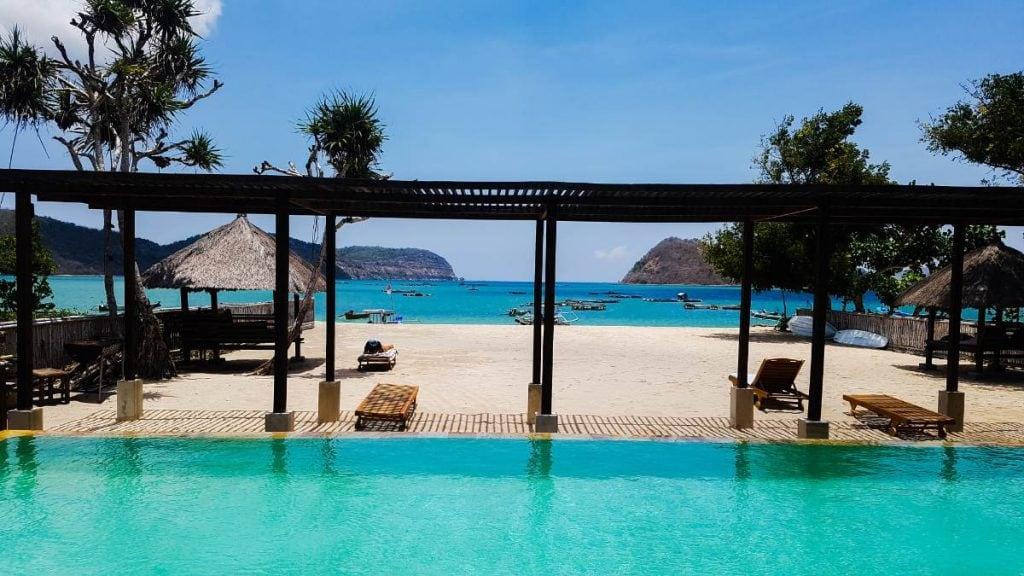Karar Hotel in Lombok Gerupuk