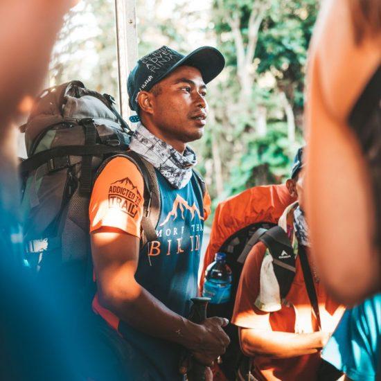 lombok trekking guides
