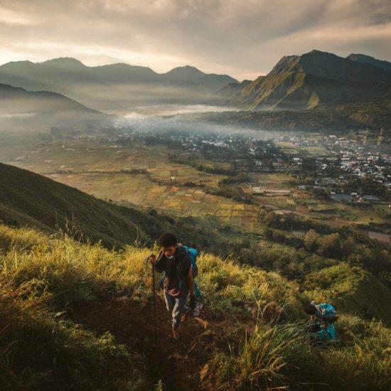 Pergasingan trekking
