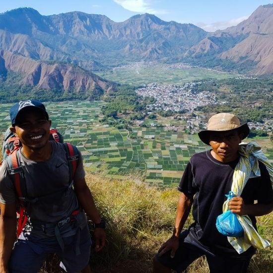 Pergasingan Hill trekking guide