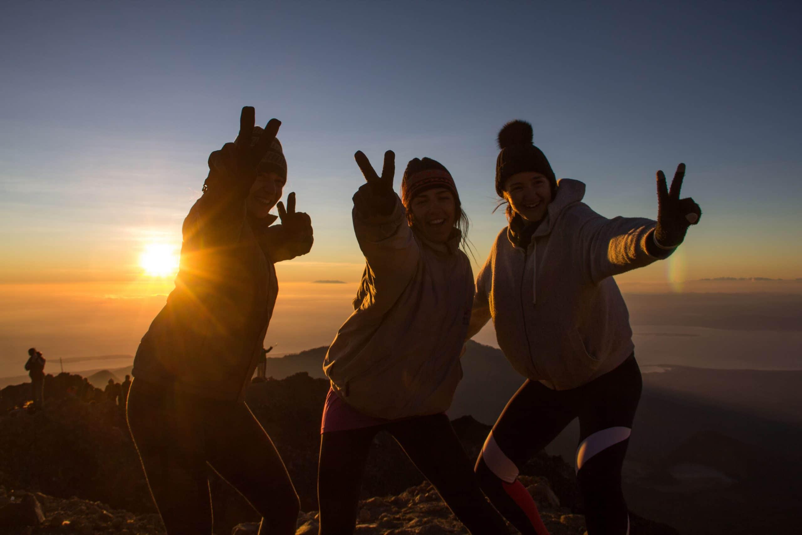 Mount Rinjani Trekking Guide