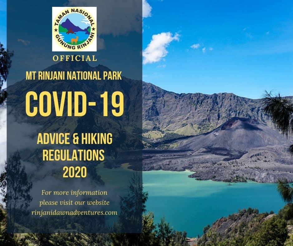 Mount Rinjani COVID-19 Advice & Regulations